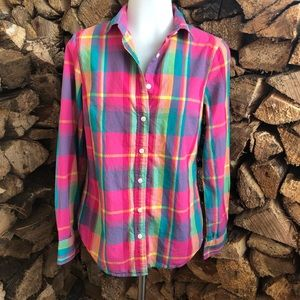 J.crew perfect shirt size S